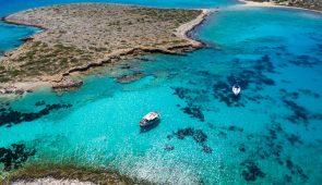 07. Αλυκή & Παντερονήσια με παραδοσιακό σκάφος