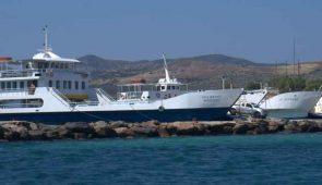 09. Orari dei Ferry boat a Pounta (Paros) – Antiparos