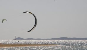 6. Kite Surf