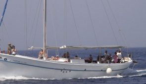 12. Naxos & Koufonisia with traditional boat