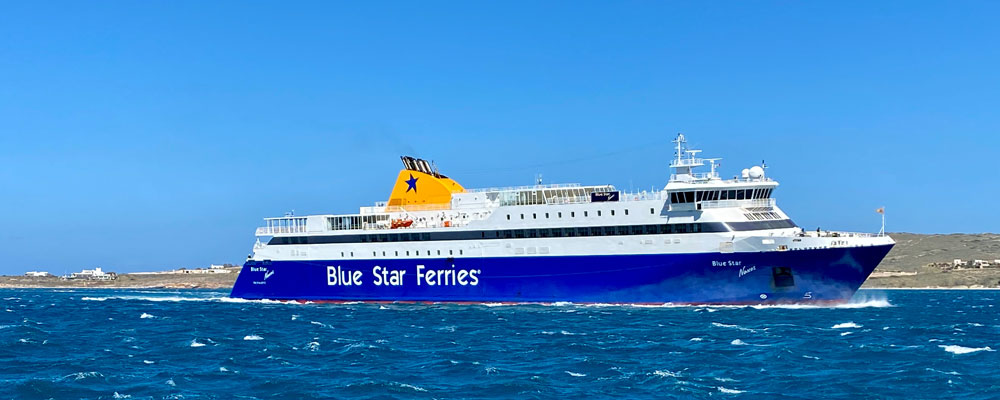 Boats itineraries until 31/05